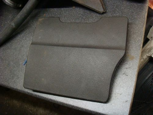 ZAFIRA A DASHBOARD FUSE BOX COVER